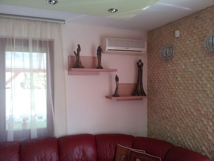 A stílusos polcok sem maradhatnak le a bútorok mellől!  http://www.inpulse.hu/