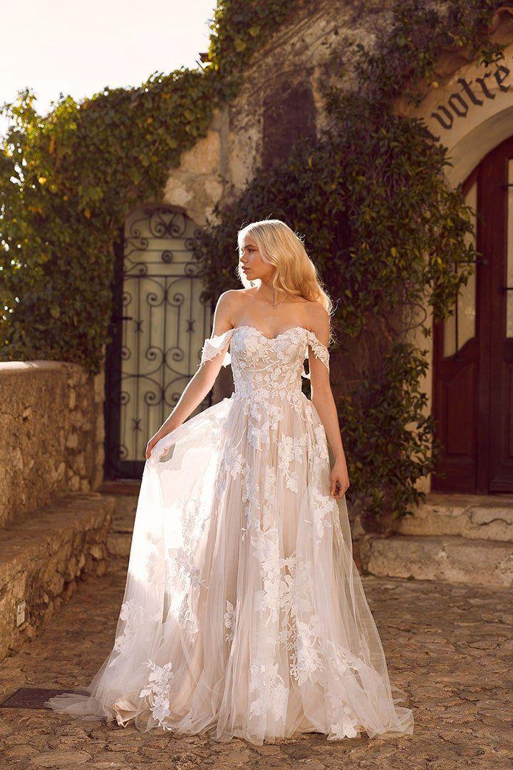 Elora In 2020 Fairy Wedding Dress Garden Wedding Dresses