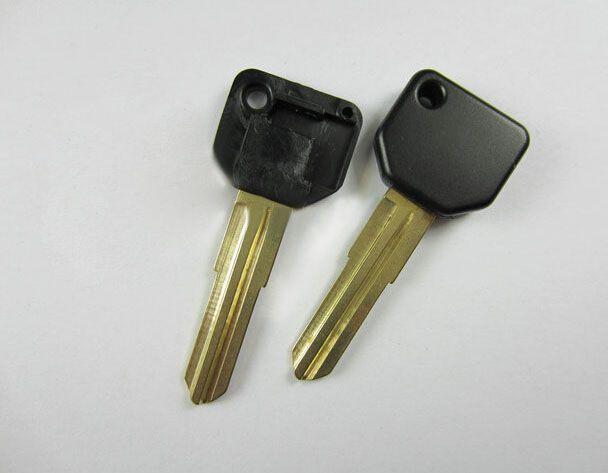 New smart car key shell for Toyota for Daihatsu transponder key blank Fob key case #Affiliate