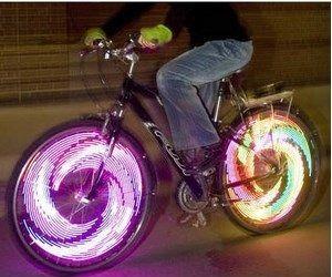Eclairage Vélo Monkey Light