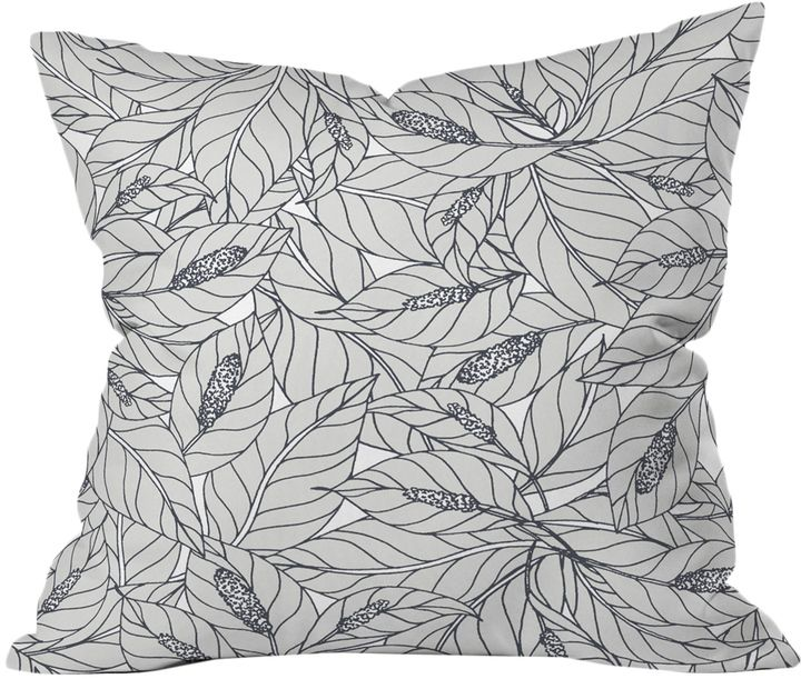Deny Designs Tropical Throw Pillow