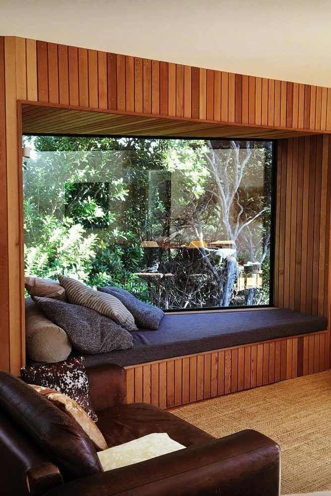 45 Ideen für Erkerfenster, die sich gut mit modernem Innendesign kombinieren lassen …   – Modernes Interieur