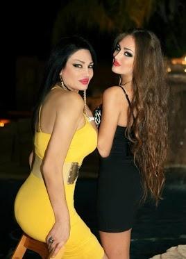 طلا گلزار و خواهرش | ايراني | Pinterest | Sexy