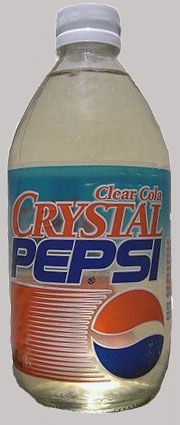 Crystal Pepsi Cola