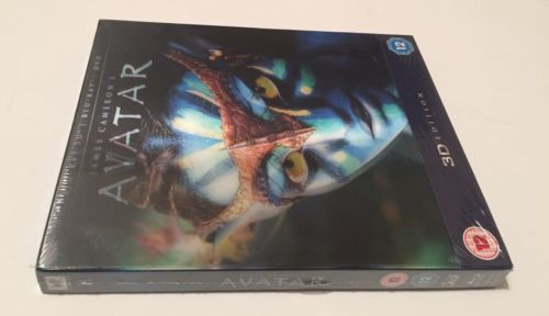 #Avatar 3d blu ray lenticular sleeve brand new #sealed pal #james cameron,  View more on the LINK: http://www.zeppy.io/product/gb/2/331775013590/