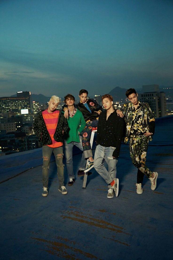 Big Bang Seungri G Dragon Taeyang Daesung T.O.P aka Seungri Jiyong Youngbae Daesung Seunghyun