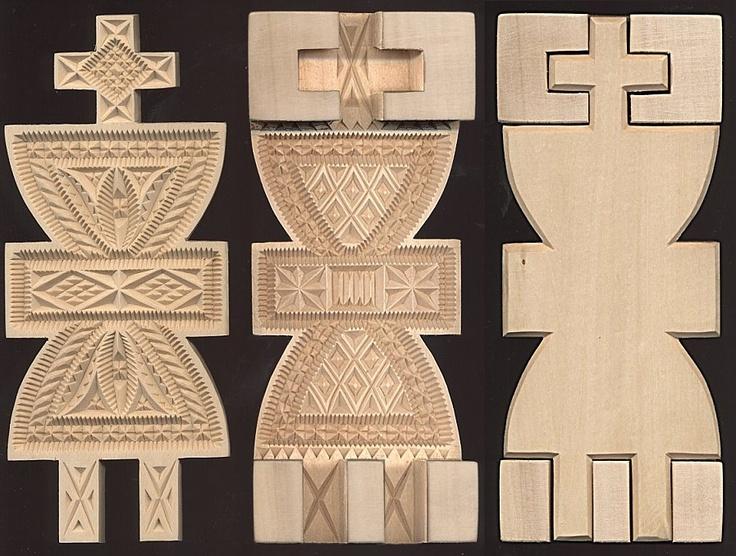 Wooden Romanian Cheese-Press