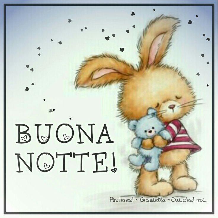 Buonanotte #buonanotte ♡ Graziella ~ Oui, c'est moi...