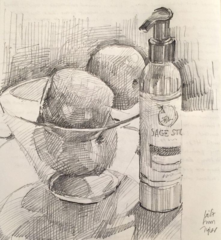 #Sketchbook by Sarah Sedwick. 6.20.16. #art #drawing #adrawingaday