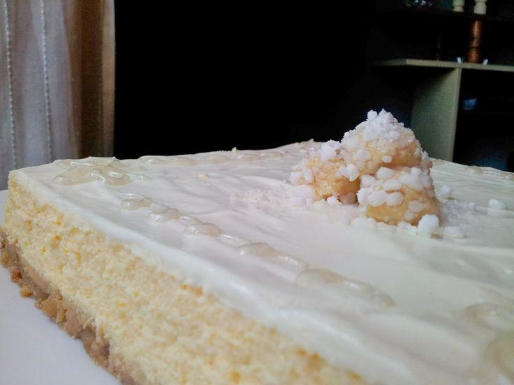 lemon cheesecake per re-cake