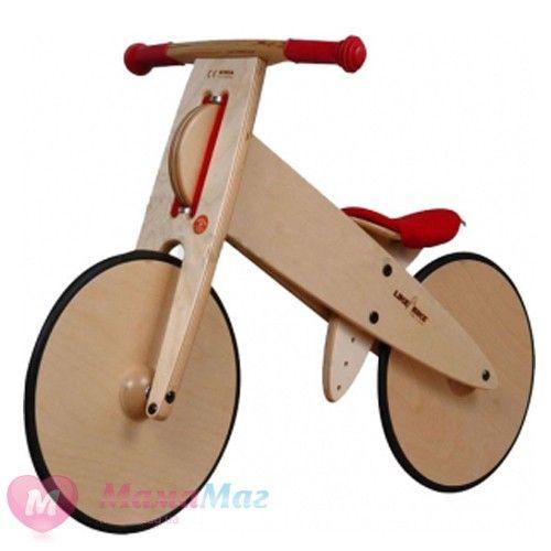 Детский беспедальный велосипед KOKUA LIKEaBIKE Race - Беговелы детские (велобеги) - купить велобег (беговел детский) - беспедальные велосипеды в Мамамаг (Киев-Харьков)