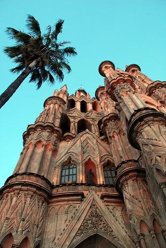 ~Mexico~ Templo de San Miguel by JBF mx~