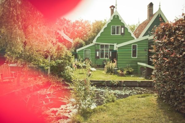 A green home is about so much more than luxury. It's also about saving money in the long run #GoSmarterHomes