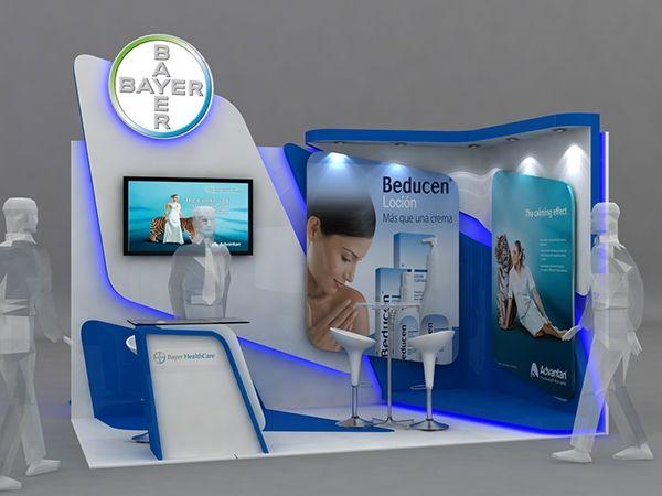 Diseño conceptual para el ultimo trimestre 2013 de eventos para la empresa Bayer Venezuela