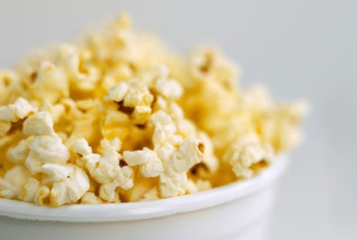 Homemade Organic Popcorn Recipe by David Seigal  #thehealthyzone