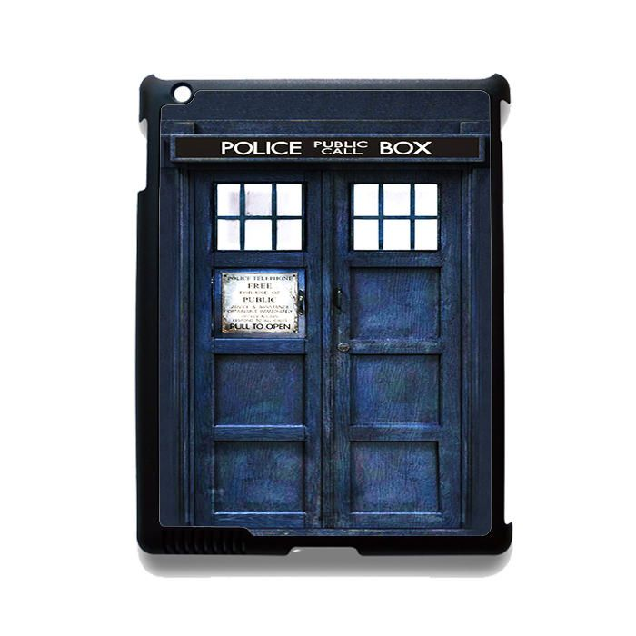 Tardis Doctor Who Ploce Box Phonecase Cover Case For Apple Ipad 2 Ipad 3 Ipad 4 Ipad Mini 2 Ipad Mini 3 Ipad Mini 4 Ipad Air Ipad Air 2