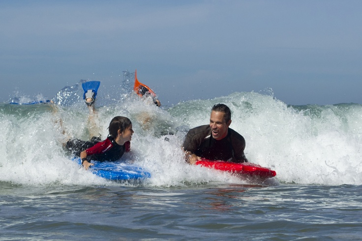 Everyone's bodyboarding with Tribord! More about these boards: http://www.tribord.com/en/fam/1811/surf/bodyboards-surf-boards-splizers-skimboards/bodyboards?utm_source=pinterest