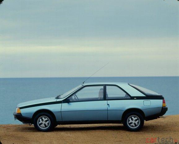 La pub du jour : Renault Fuego GTX