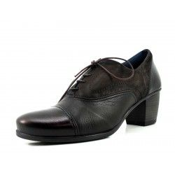 Zapato Fluchos marrón