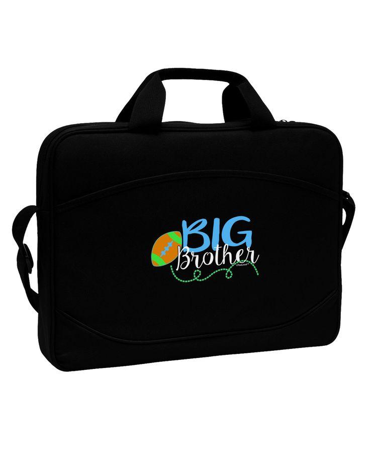 """Big Brother 15"""" Dark Laptop / Tablet Case Bag"""