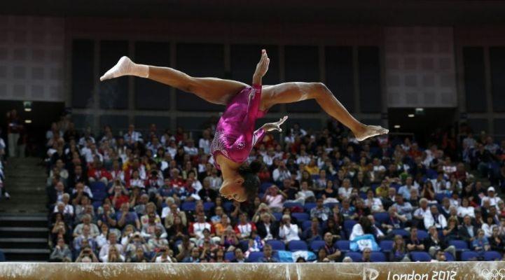 Gabby Douglas, la reina de la gimnasia