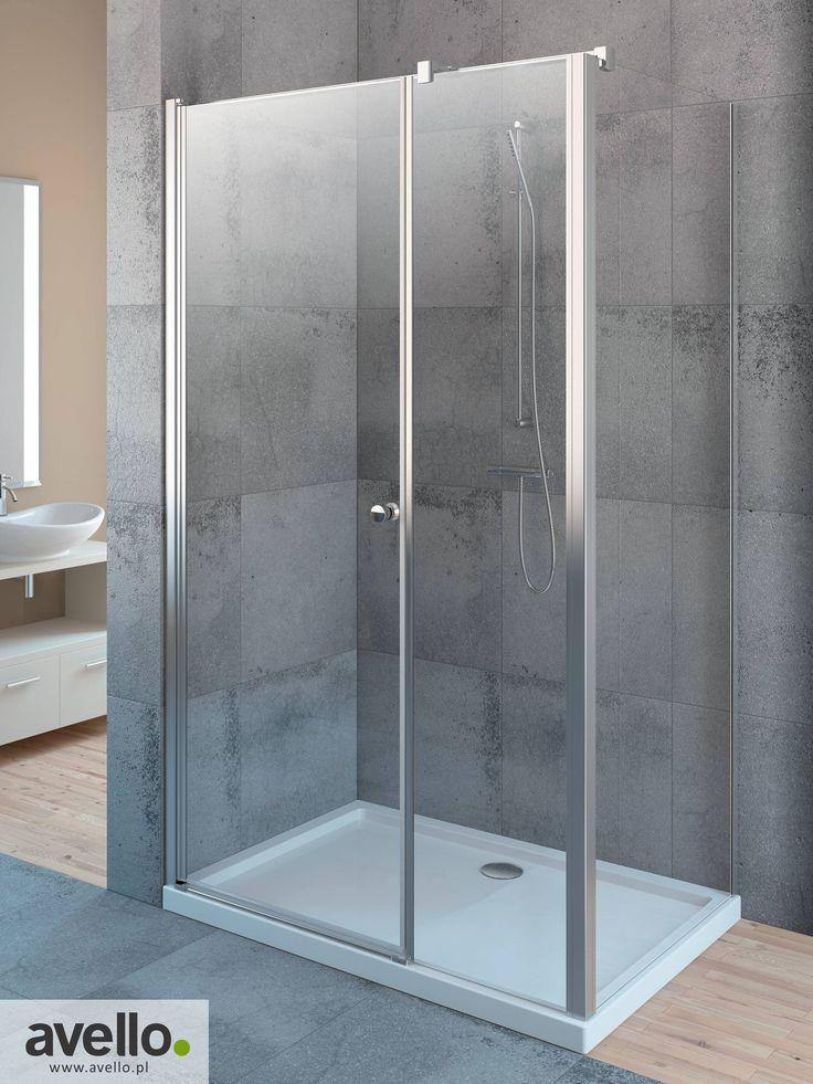 Kabina prysznicowa prostokątna Eos KDS.