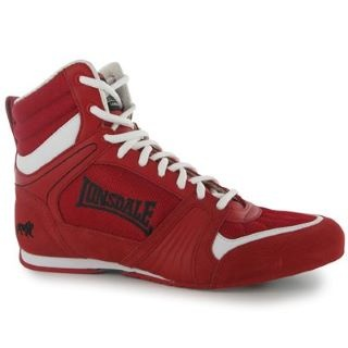 Lonsdale Storm Boxing Boots Mens - SportsDirect.com