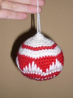 Más fácil de lo que creías: Bolas de Navidad a ganchillo