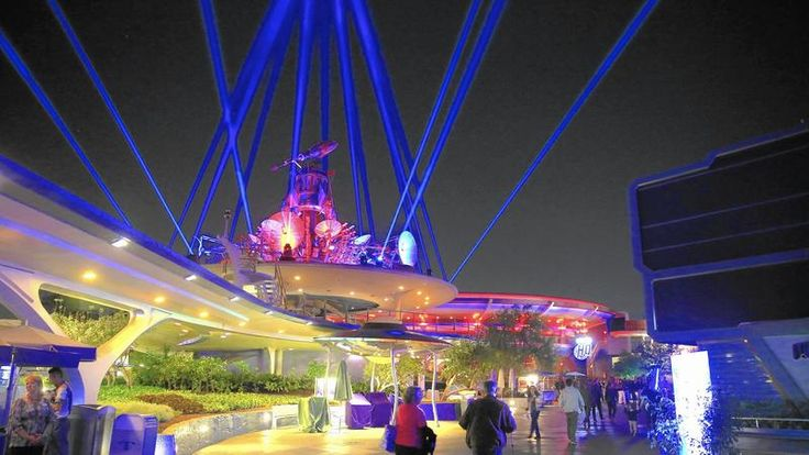 """Disneyland is making room for """"Star Wars"""" attractions"""
