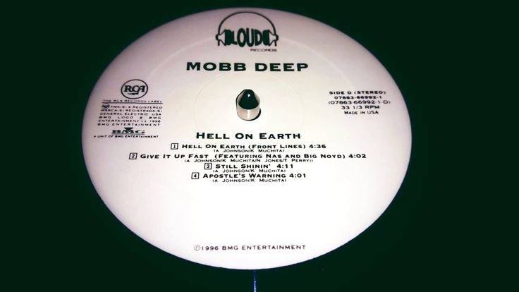 Mobb Deep - Hell On Earth (Neckclippa Remix Instrumental) (2014)
