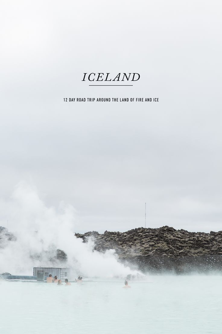 Iceland in a week! / See and Savour