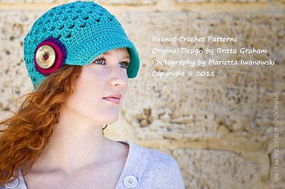 Bubnut Patterns on Pinterest Boy crochet hats, Crochet hat patterns ...