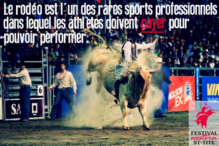 Rodeo is one of the only sports where athletes must pay to perform / Festival Western de St-Tite / #mauricie #canada #quebec #rodeo #festival #western #cowboy #country #st-tite #bull #bullriding #taureau