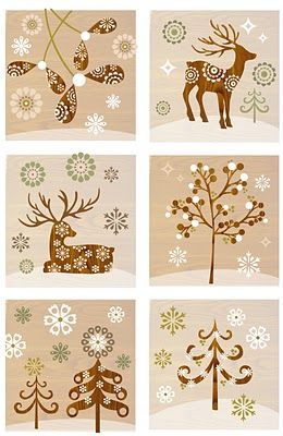 hilberrydesigns: New Christmas Cards