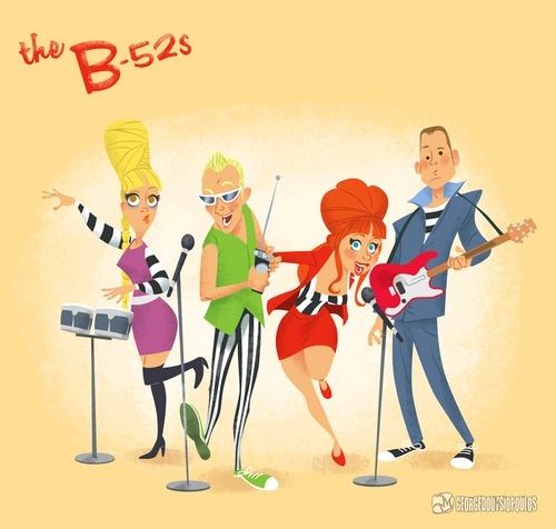 The B-52s by *GeorgeD