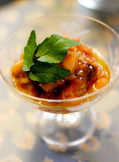 焼きなすの梅肉マリネ by ポモドーラさん | レシピブログ - 料理ブログ ...