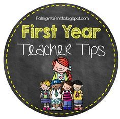 This is a great list of first year tips!  Also a great refresher for the start of a new school year for more experienced teachers!