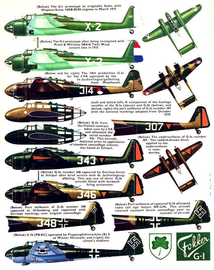 Fokker G.1 Page 5-960