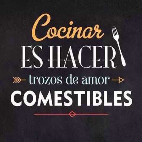 Amo cocinar!!! …