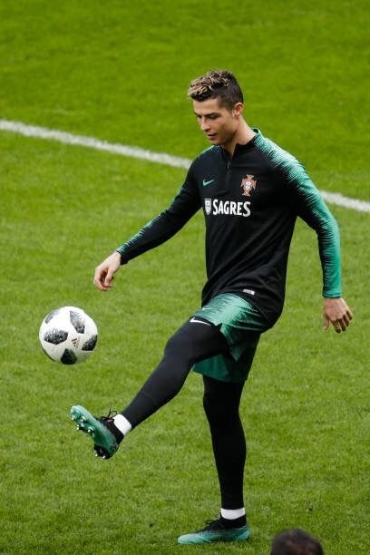 8d8086fdff8a1 Portugal NT Training   26.03.2018. Find this Pin and more on Cristiano  Ronaldo CR7 ...