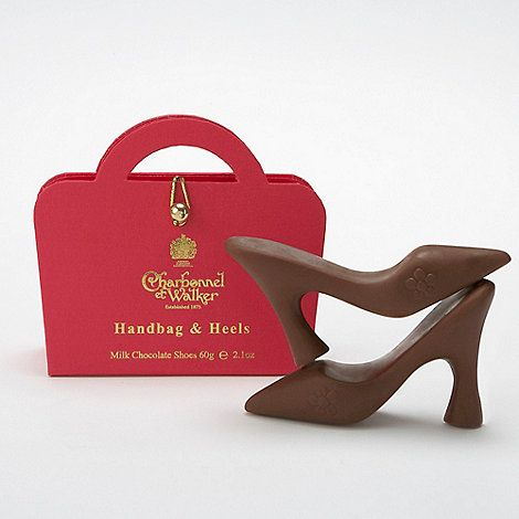 Charbonnel et Walker Handbag and shoes milk 60g | Debenhams