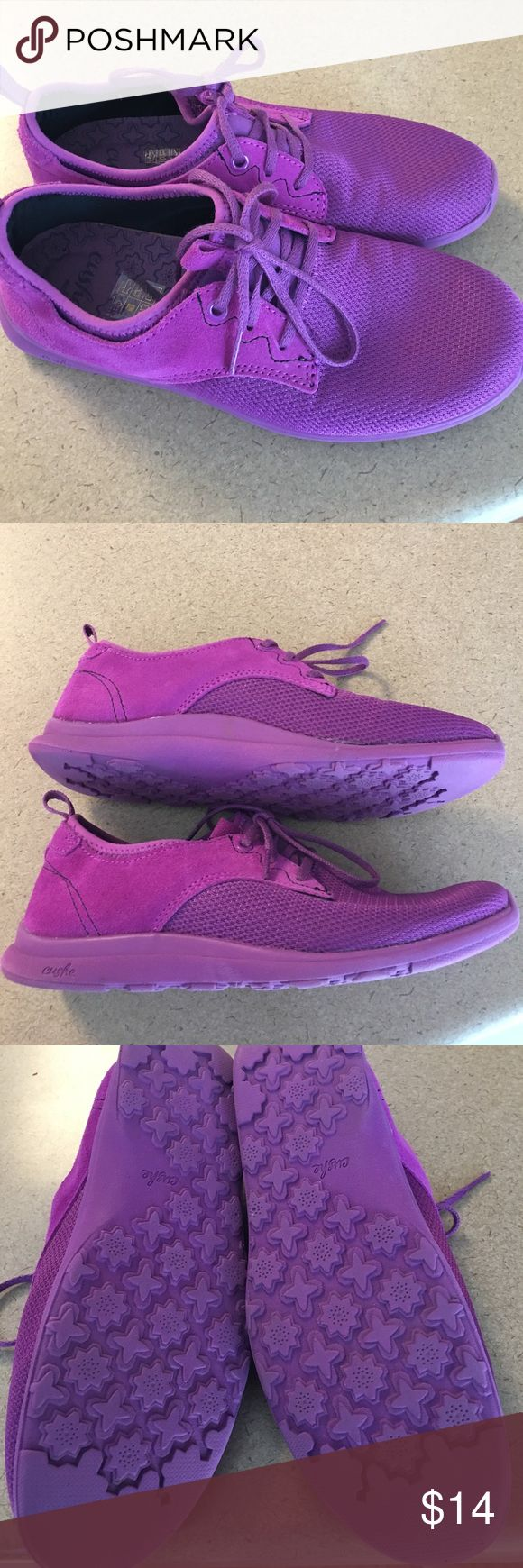 Women's Cushe sneakers Women's Cushe mellow walking shoe. Very lightweight with nice insoles. Size 8 in good to great condition. Cushe Shoes Athletic Shoes