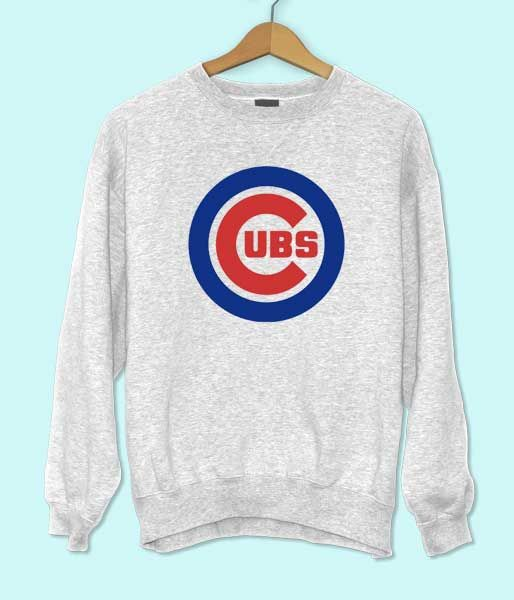 new product 96aa9 24f46 Chicago Cubs Sweatshirt //Price: $24.00// #graphictees ...