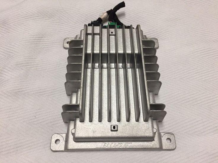 09-13 Mazda 3 Bose Amplifier BBM266A20 Stereo Radio Amp Unit OEM #Bose