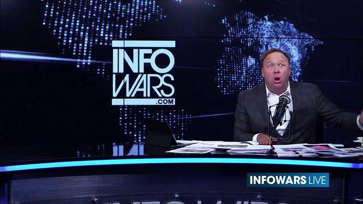 Alex Jones : Bill Gates & George Soros Fund Everyhing You See On The News