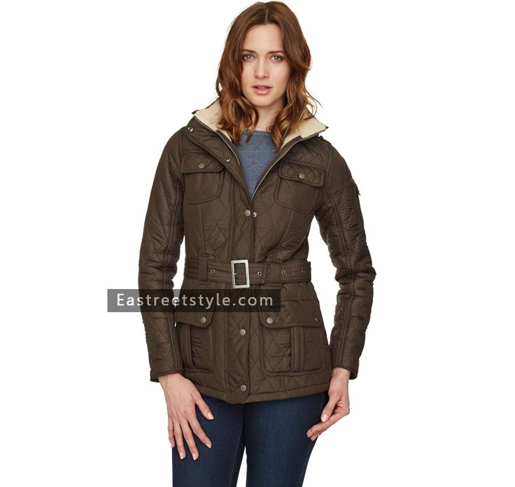Women Barbour League Quilted Jacket at www.eastreetstyle.com #Barbour Jackets Sale