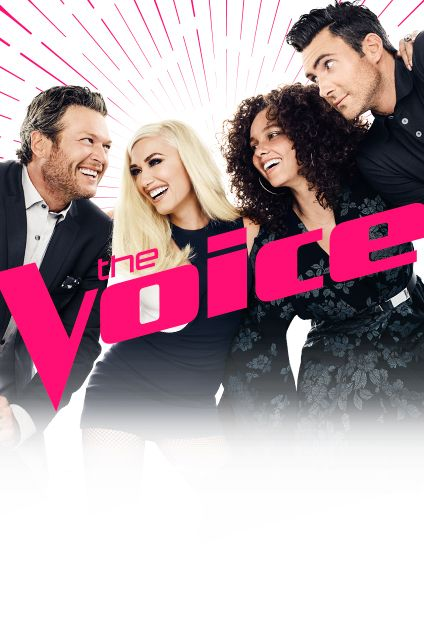 The Voice   -  Four famous musicians search for the best voices in America and will mentor these singers to become artists. America will decide which singer will be worthy of the grand prize.  -   Stars: Adam Levine, Blake Shelton, Carson Daly   -  GAME-SHOW  /  MUSIC  /  REALITY-TV    -  25 Top-Rated TV Shows of 2016-17 Season (Photos)  -  June 6, 2017