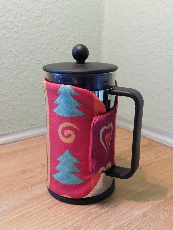 Cozy for Bodum French Press Coffee maker by SilverfernDK on Etsy