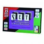 Set The Family Game of visual perception- A great game for board game enthusiasts to play with their kids