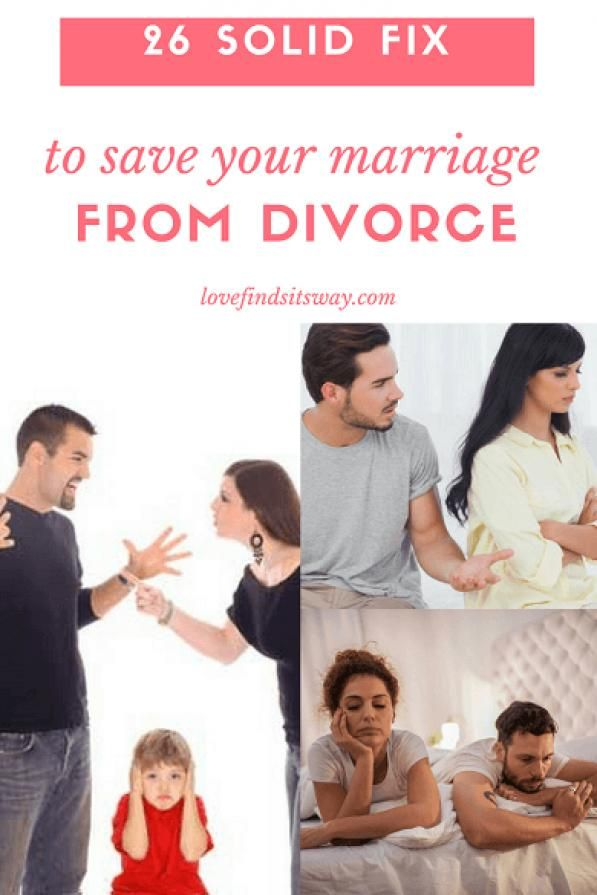 How to save a marriage when he wants out? A question that ...